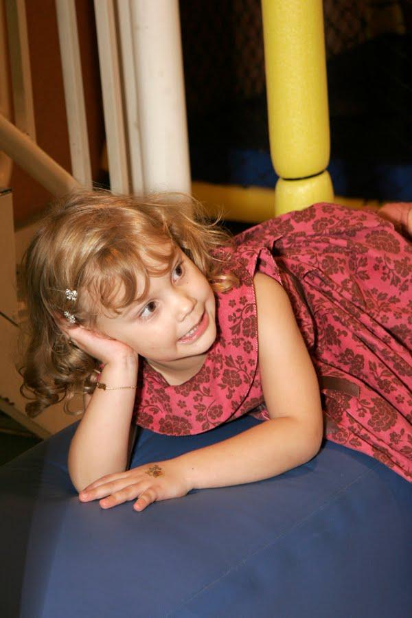 Maria Luiza 4 anos