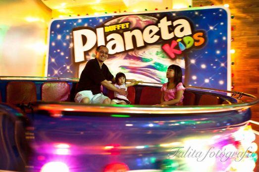 Brinquedo Buffet Planeta Kids